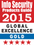 My Endpoint Protector 4, 2014 Global Excellence Awards 데이터 유출 방지 부문 금상 수상
