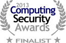 CoSoSys are finalists in the DLP Solution of the Year category at The Computing Security Awards 2013