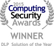 Endpoint Protector 4, Computing Security Awards 2015 올해의 DLP 솔루션 부문 2년 연속 우승
