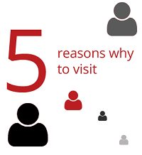 5 reasons to visit Infosecurity