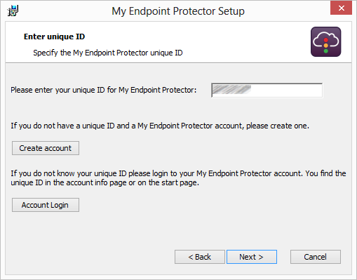 My Endpoint Protector Install